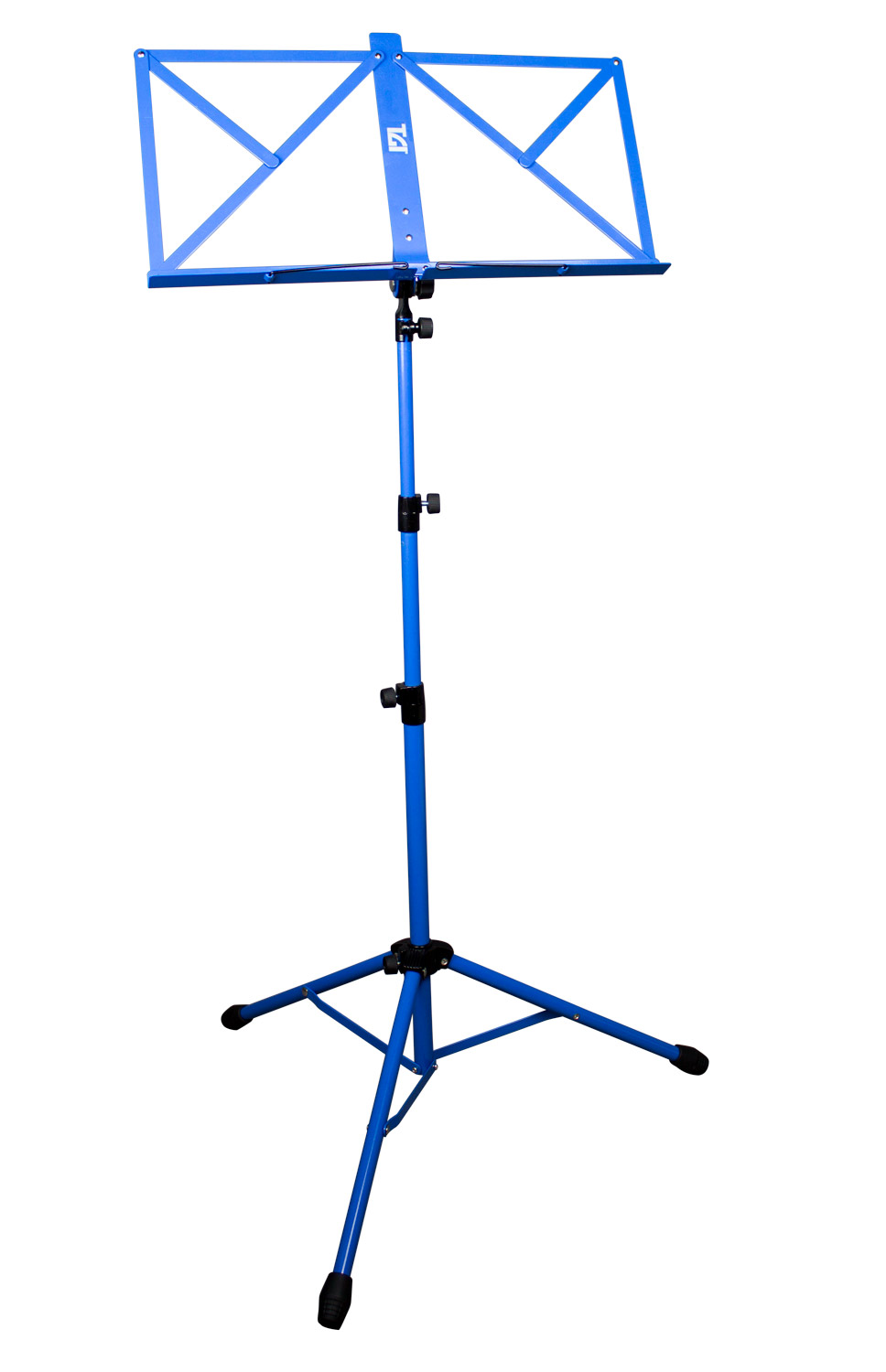 TGI Music Stand in Bag Blue