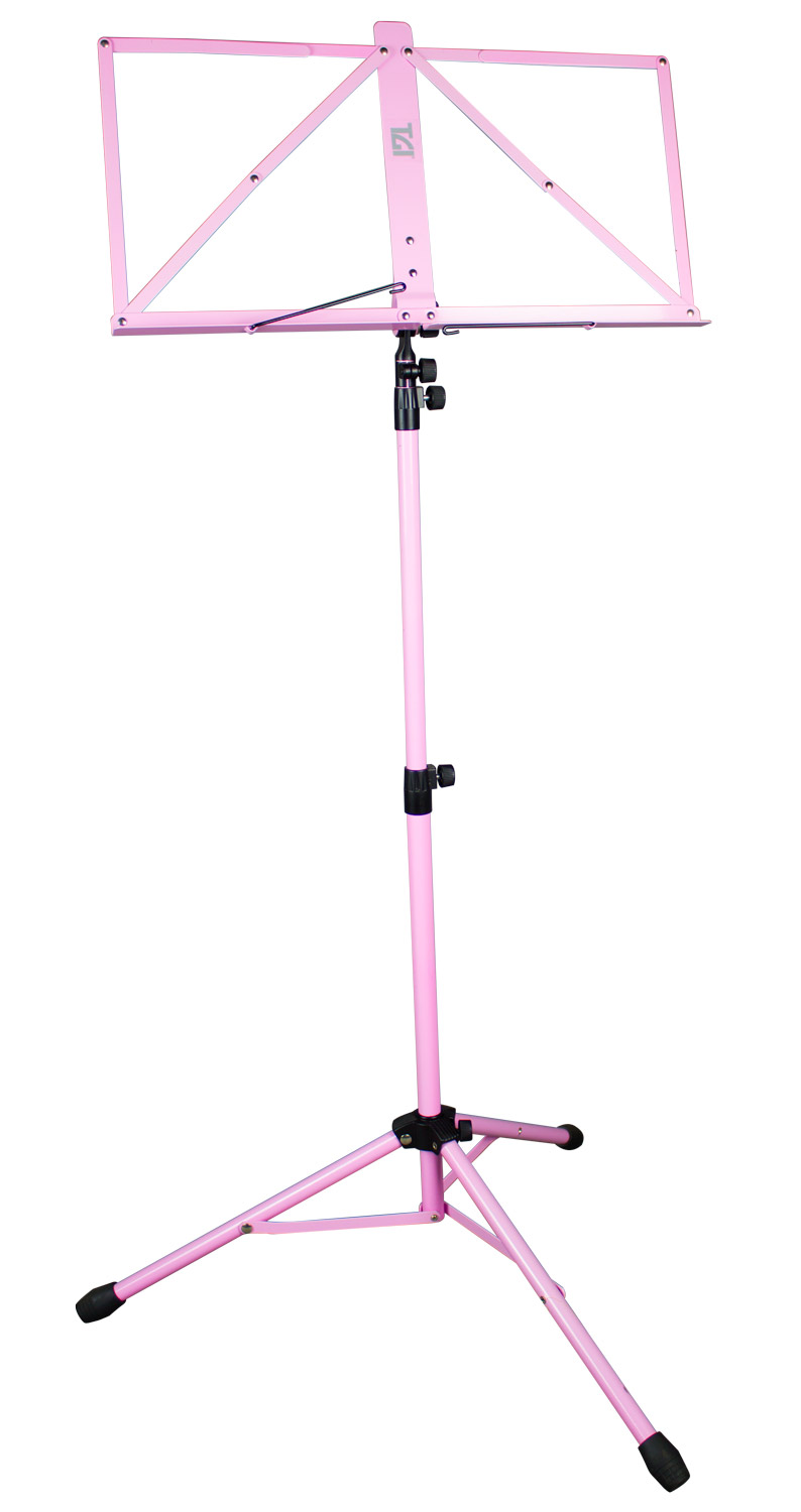 TGI Music Stand in Bag Pink