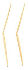 Vandoren Oboe Cane Gouged & Shaped Medium x10