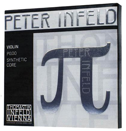 Peter Infeld Violin 4/4 SET Platinum E