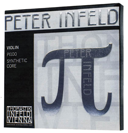 Peter Infeld Violin SET Tin plated E