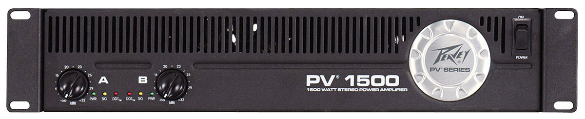 Peavey PV 1500 Power Amp