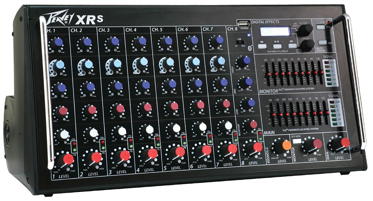 Peavey XR S Powered Mixer