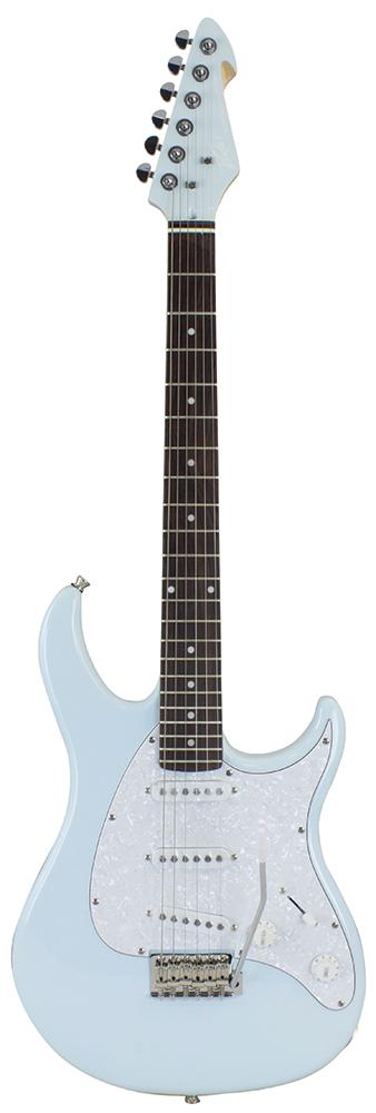Peavey Guitar Raptor Custom Columbia Blue