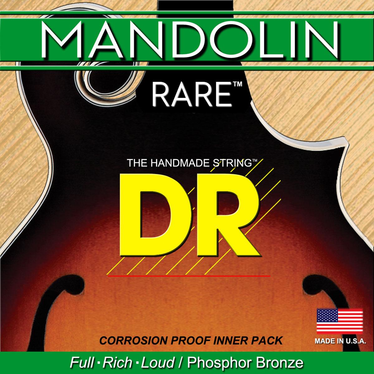DR Strings Rare Mandolin Heavy