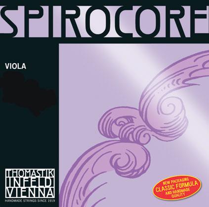 Spirocore Viola A Chrome Wound 4/4 - Weak R