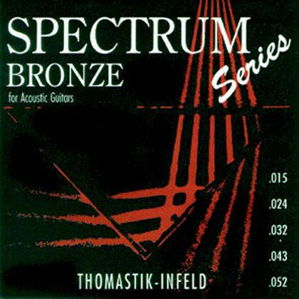 Thomastik Spectrum Bronze SET Gauge 10