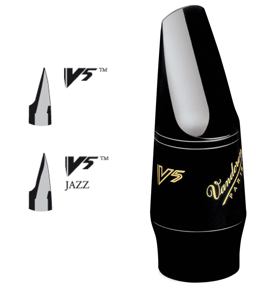 Vandoren Mouthpiece Soprano Sax V5 Jazz S35