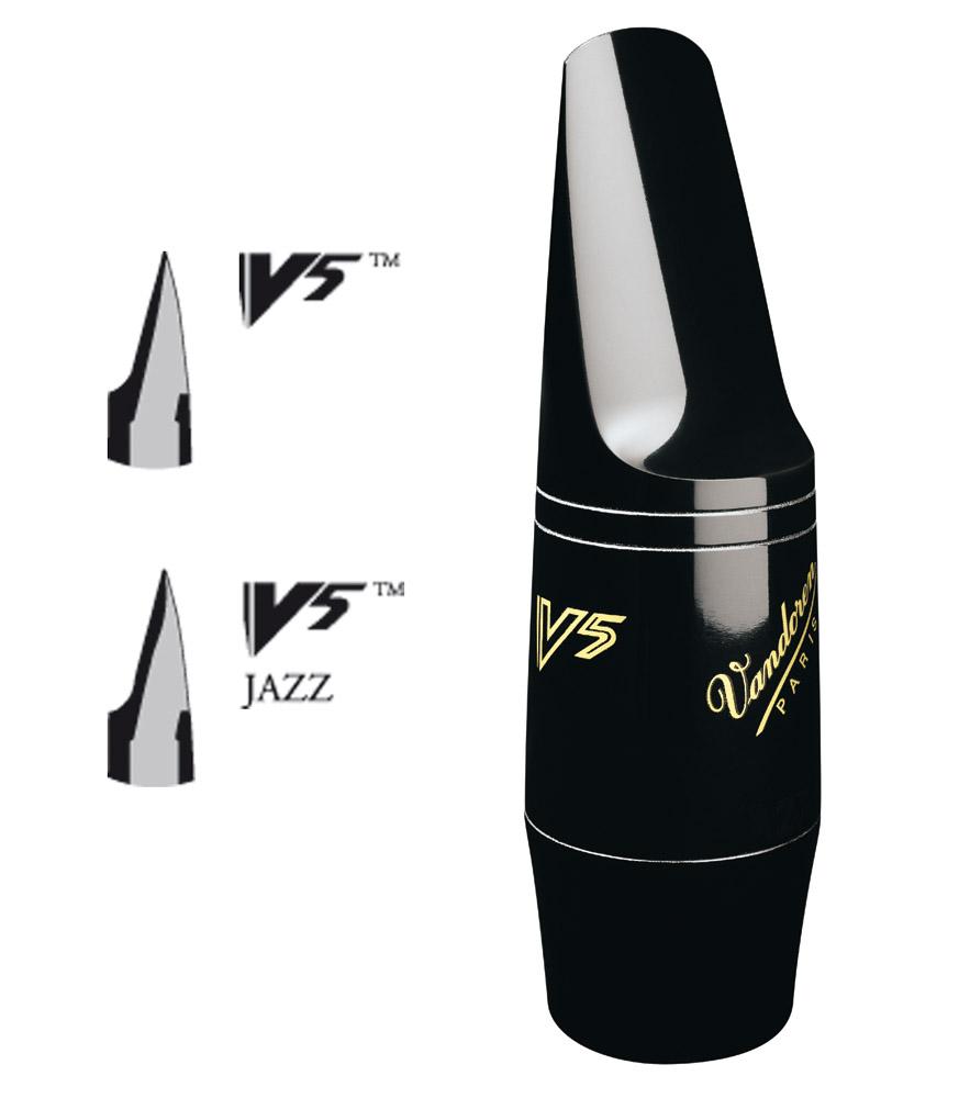 Vandoren Mouthpiece Alto Sax V5 Jazz A55