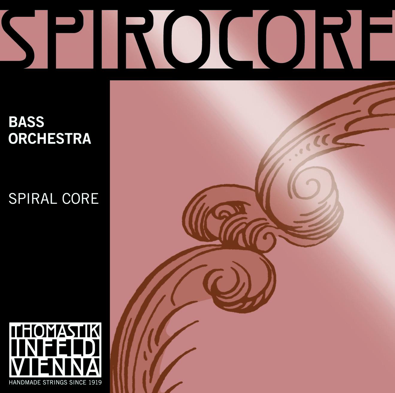 Spirocore Double Bass Solo SET 1/2 R