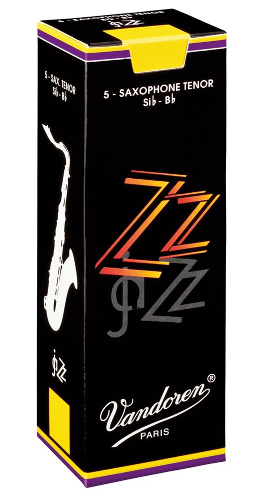 Vandoren Reeds Tenor Sax 3 5 Jazz 5 BOX