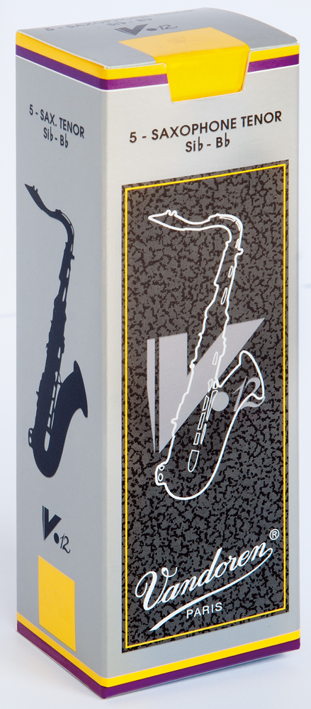 Vandoren Reeds Tenor Sax 2 5 V12 5 BOX
