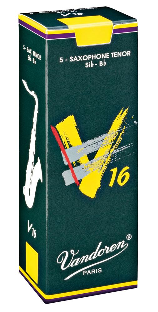 Vandoren Reeds Tenor Sax 2 5 V16 5 BOX