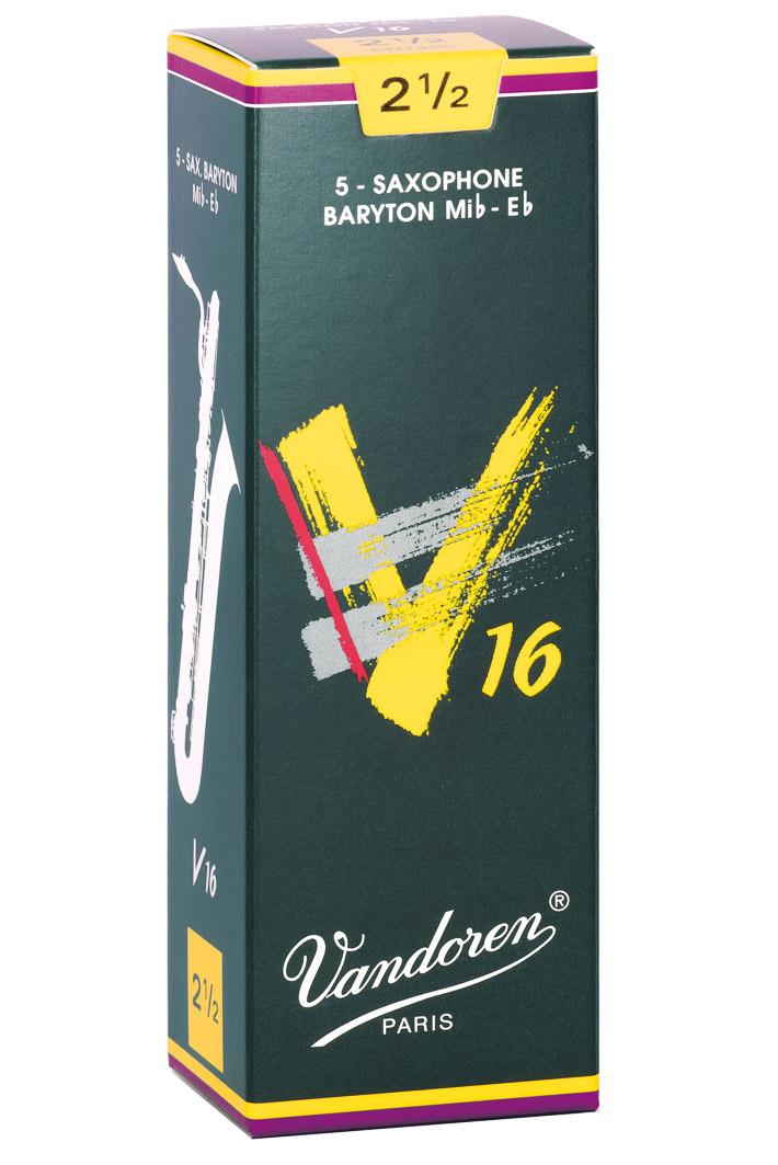 Vandoren Reeds Baritone Sax 2 5 V16 5 BOX