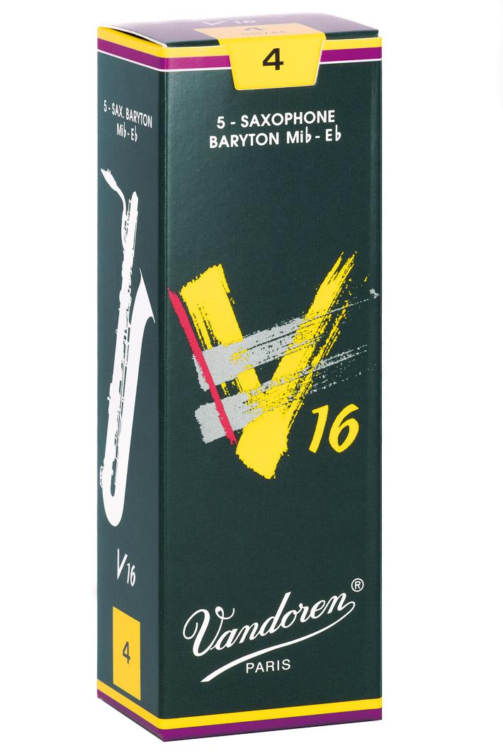 Vandoren Reeds Baritone Sax 4 V16 5 BOX