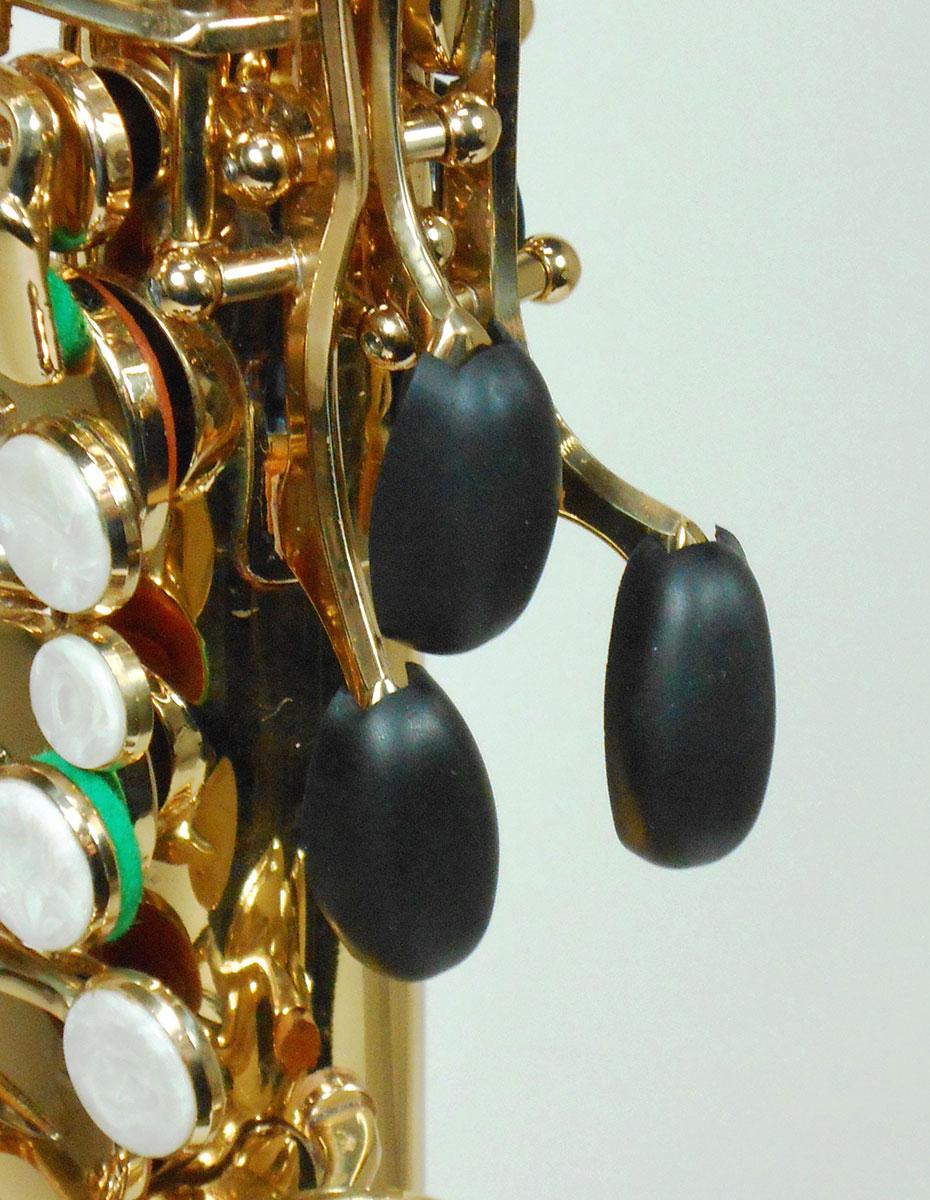 HW Saxophone Riser Palm Key Set of 3