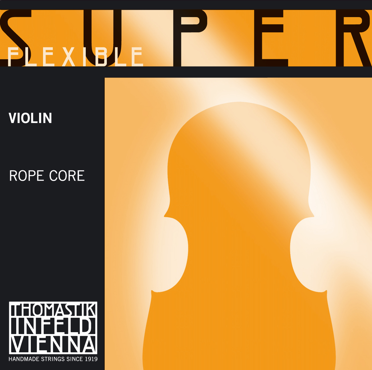 Superflexible Violin SET 1/8 R