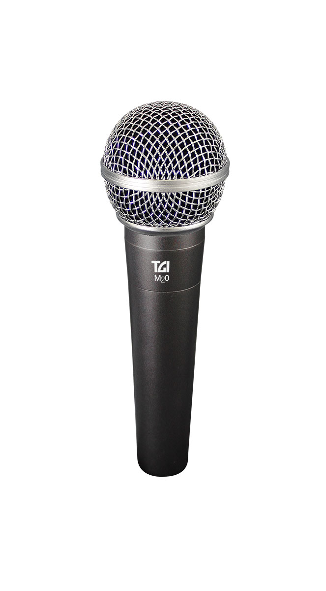TGI Microphone with Cable and Pouch