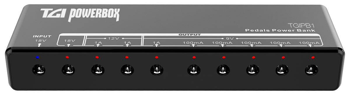 TGI Power Box Micro Power Supply