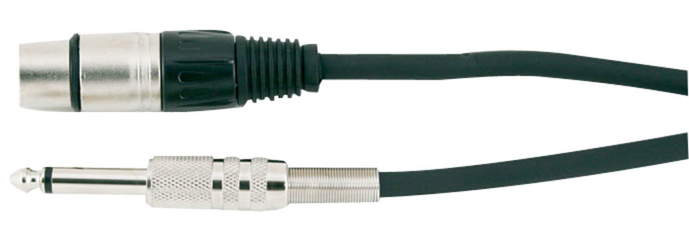 TGI Audio Essentials Cable - Mic Cable XLR to Jack 20ft