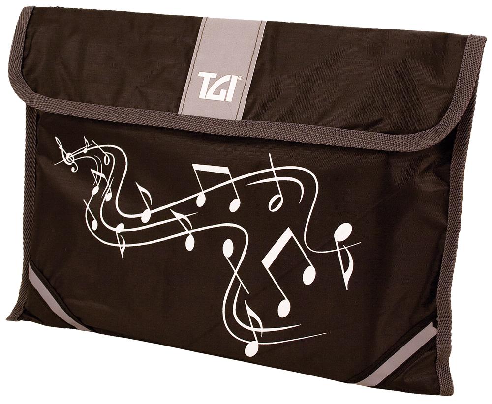 TGI Music Carrier Black
