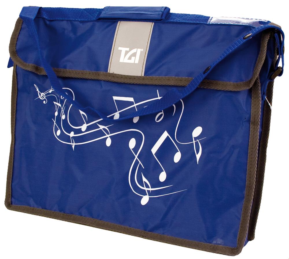 TGI Music Carrier Plus Blue