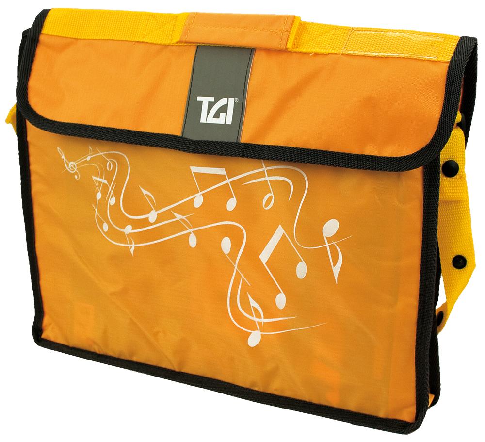TGI Music Carrier Plus Yellow