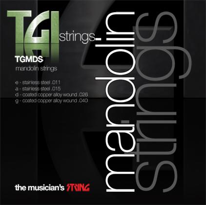 TGI Strings Mandolin