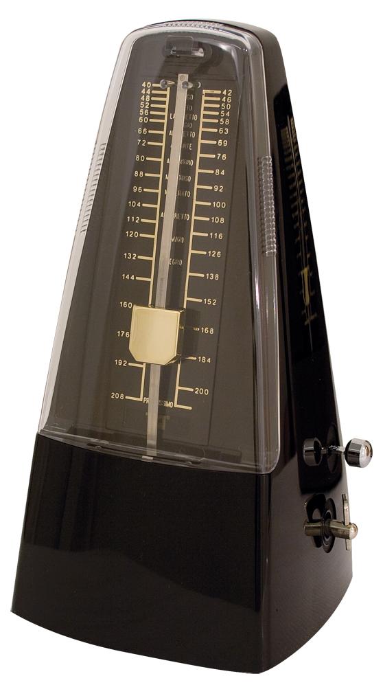 TGI Metronome Pyamid Black Finish