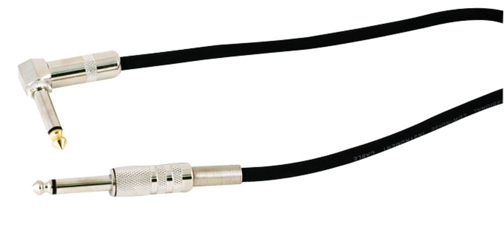 TGI Audio Essentials Cable - RightAngled Jack to Jack 10ft