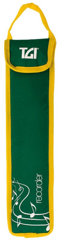 TGI Recorder Bag Green