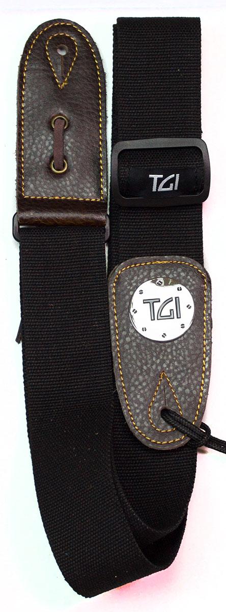 TGI Strap Woven Black