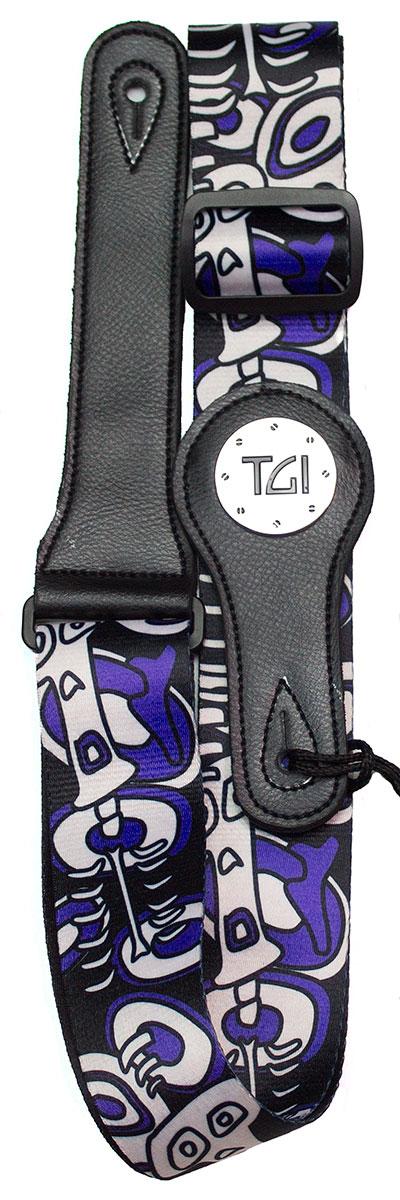 TGI Strap Skeleton Blue