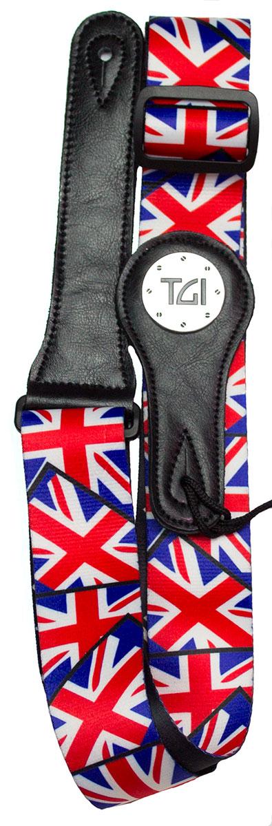 TGI Strap Union Jack 5cm