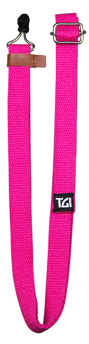 TGI Strap Ukulele Pink