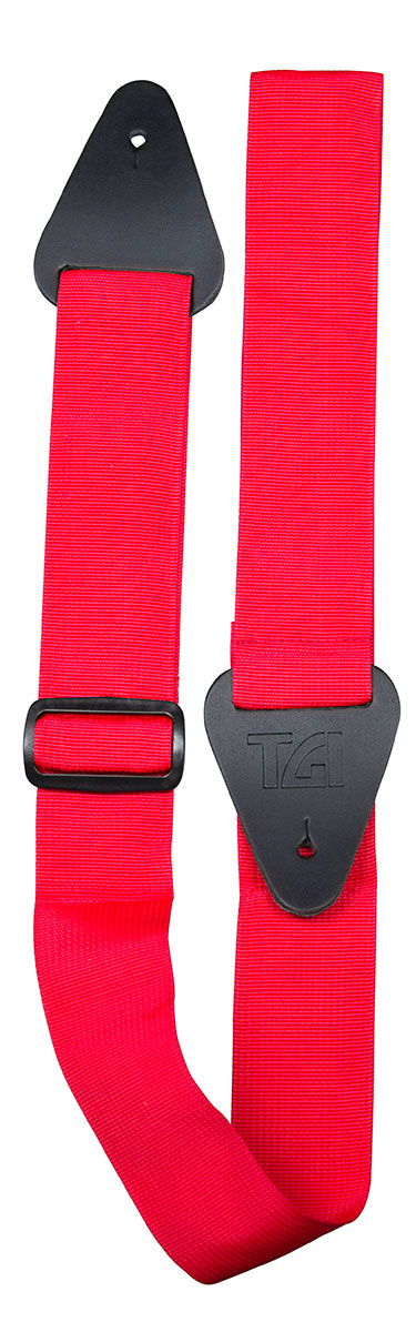 TGI Strap Woven Plain Red