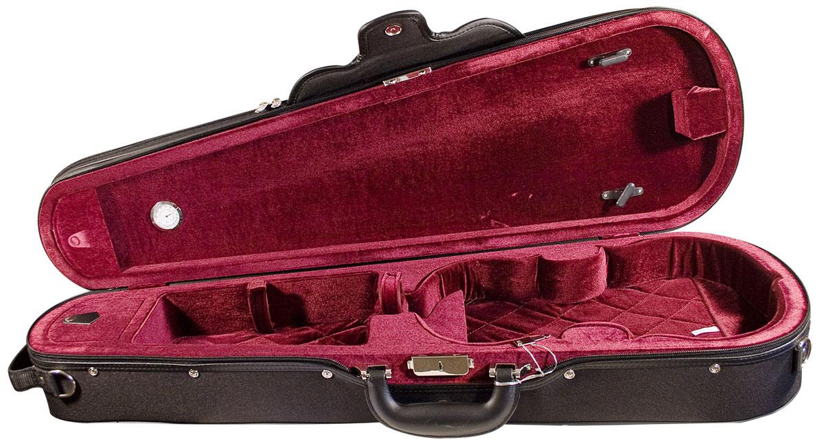 Hidersine Case Violin Super Light Shaped