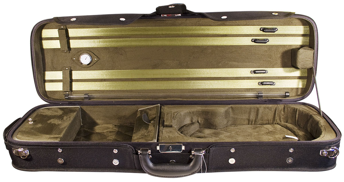 Hidersine Case Violin Oblong