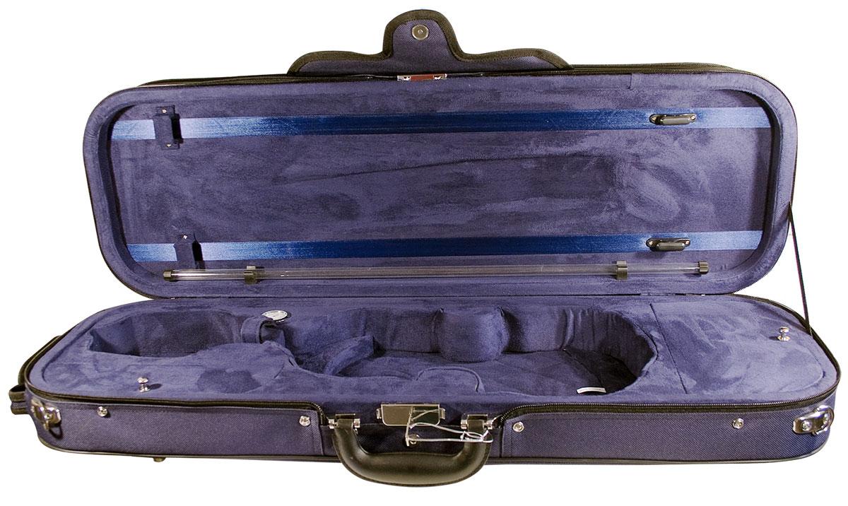 Hidersine Case Violin Super Light Oblong