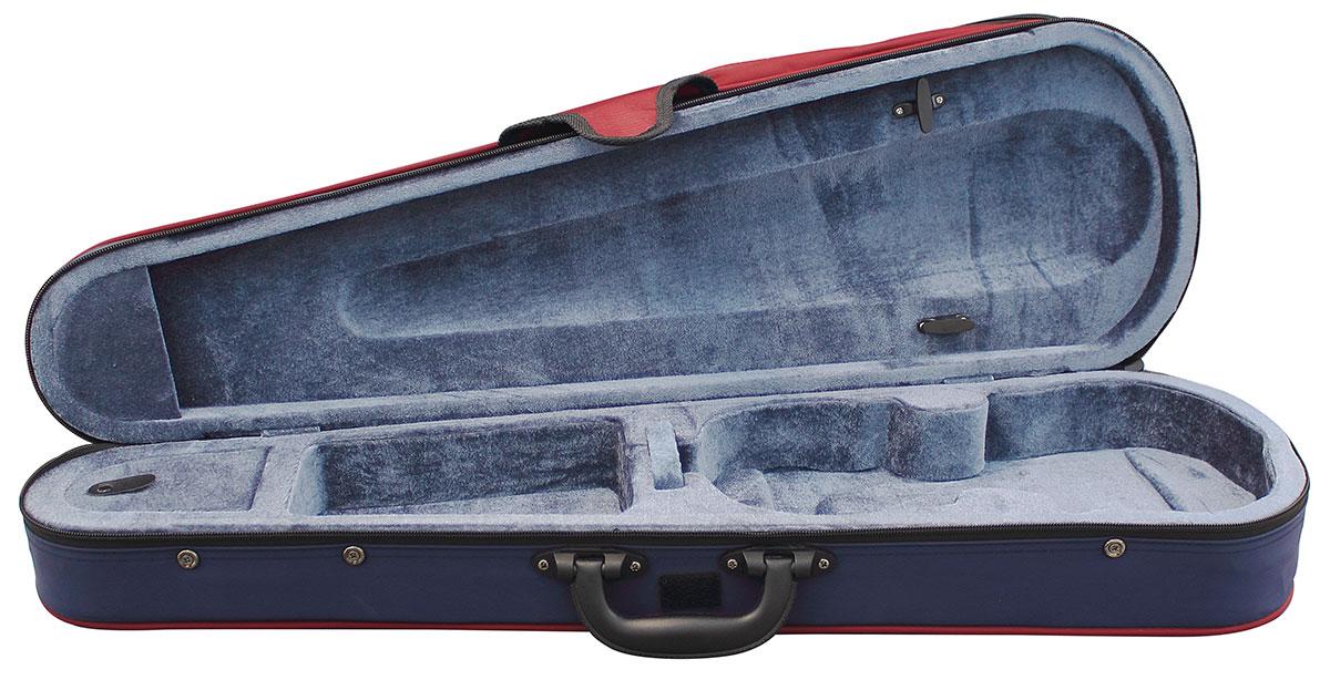 Hidersine Case Violin Shaped Case 4/4