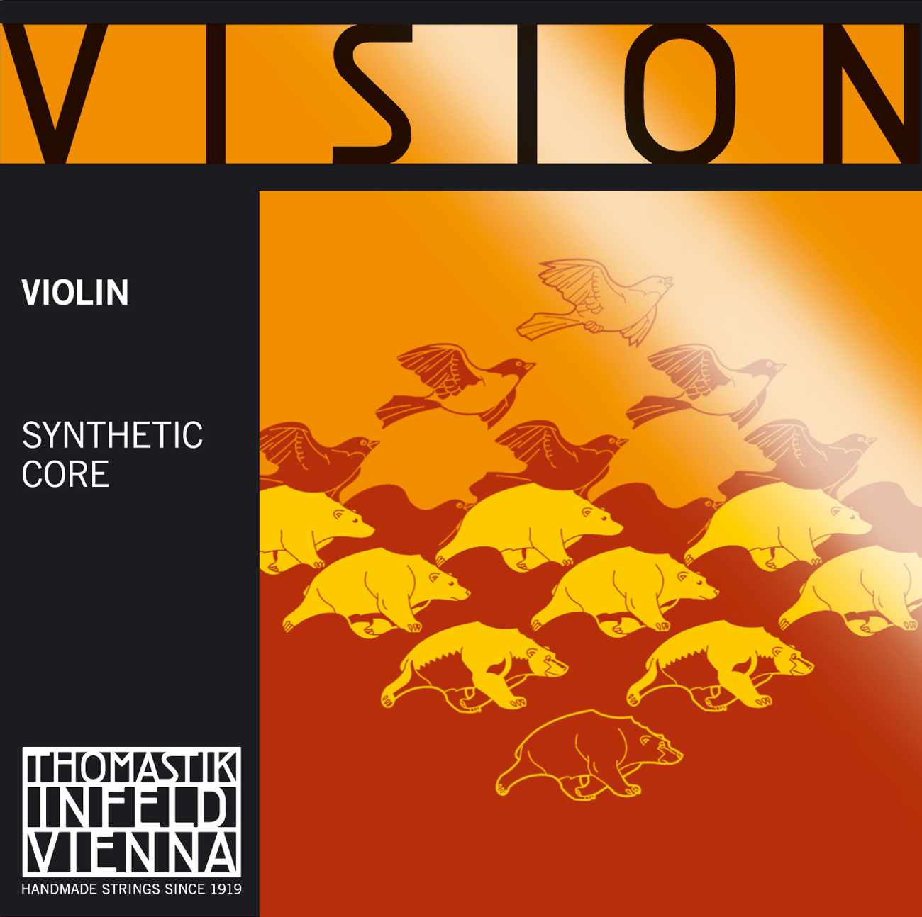 Vision Violin E 1/4