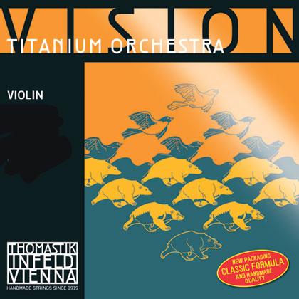 Vision Titanium Orchestra Violin E 4/4