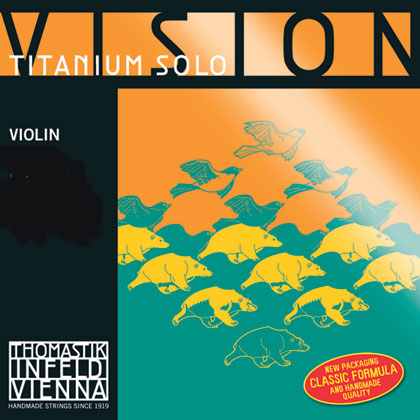 Vision Titanium Violin A 4/4