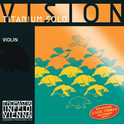 Vision Titanium Violin SET 4/4