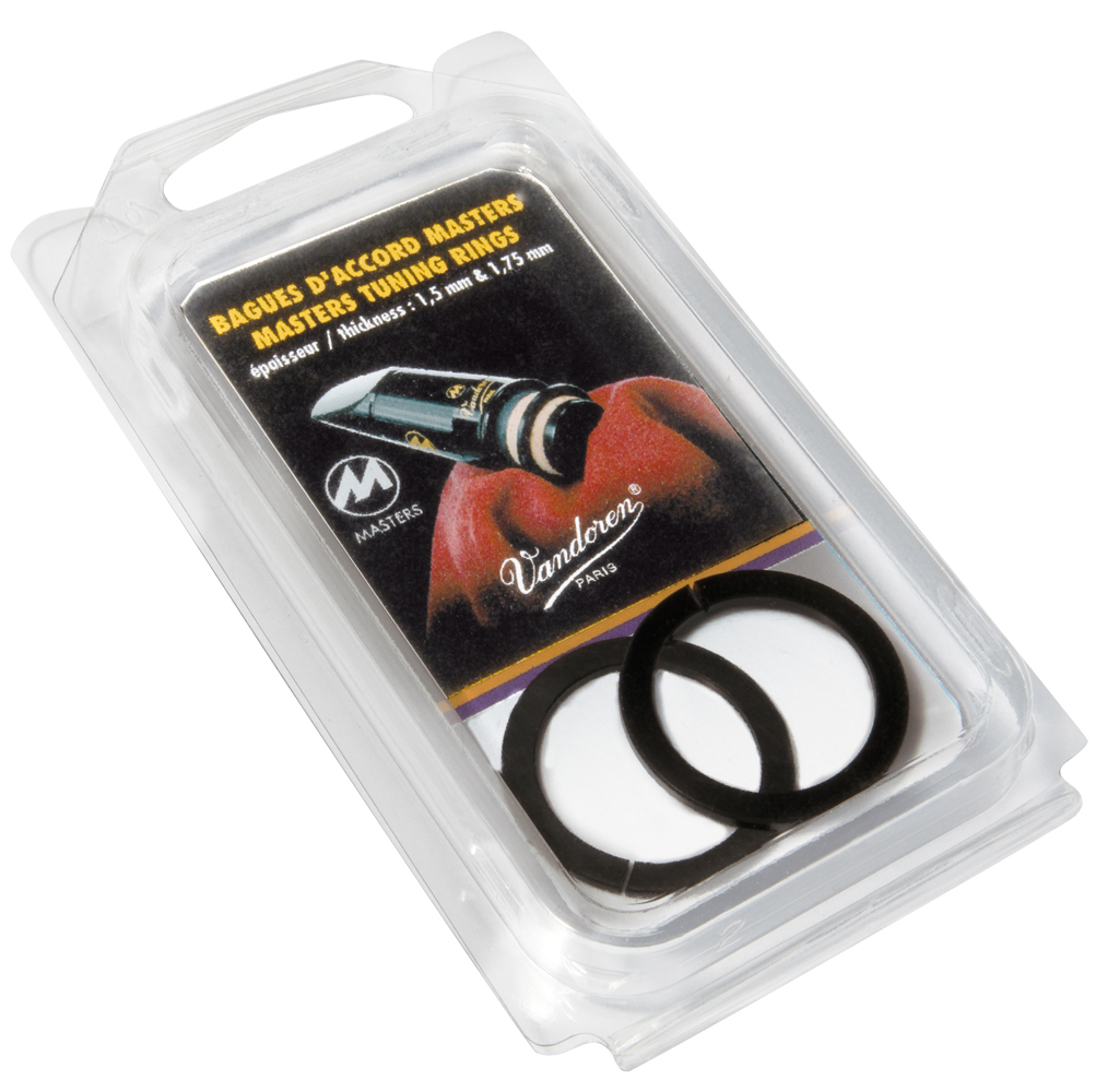Vandoren Tuning Rings For Master Mouthpieces x2