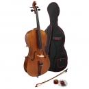 Hidersine Veracini Cello Outfit 4/4