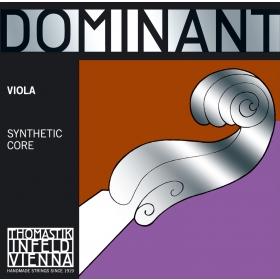 Dominant Viola String D. Aluminium. 4/4 - Strong
