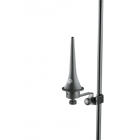 K&M Clarinet Peg Stand Black