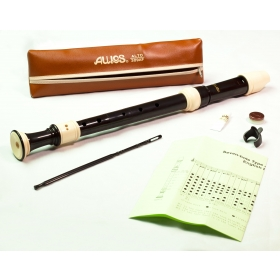 Aulos Treble Recorder 309AF U Design, Finger Disabilty