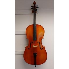 Hidersine Vivente Academy Cello 4/4 Outfit- B-Grade Stock- CL1202